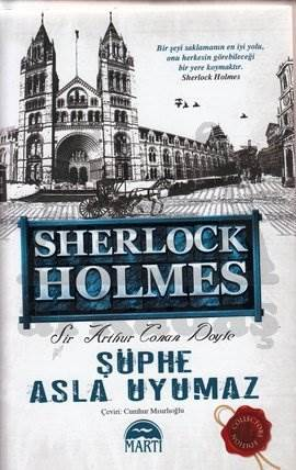 Sherlock Holmes- Şüphe Asla Uyumaz