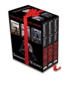 Kan Günlükleri Set 3 Kitap