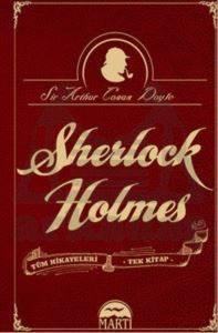 Sherlock Holmes Tek kitap (Ciltli ve Kutulu)