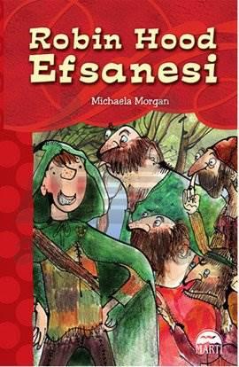 Robin Hood Efsanesi - 1.ve 2. Sınıflar Oxford Kitaplığı