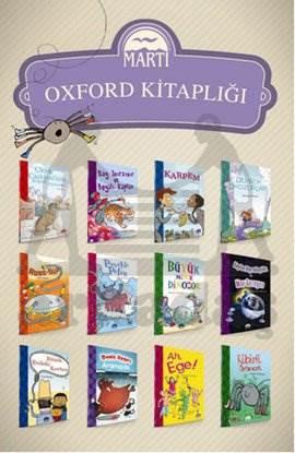 Oxford Kitaplığı Set 1 - 12 Kitap