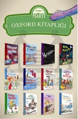 Oxford Kitaplığı Set 2 - 12 Kitap
