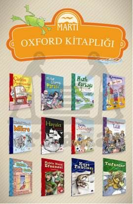 Oxford Kitaplığı Set 3 - 12 Kitap
