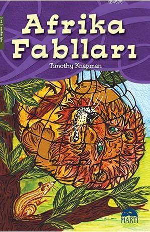 2. ve 3. Sınıflar Oxford Kitaplığı -Afrika Fablları