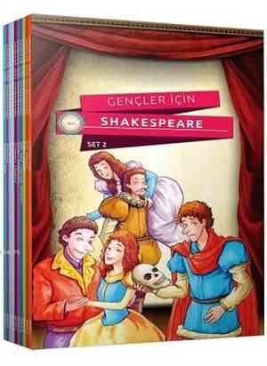 Gençler İçin Shakespeare Set 2