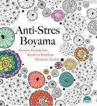 Anti Stres Boyama