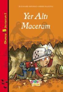 Yer Altı Maceram - Okumayı Seviyorum 2