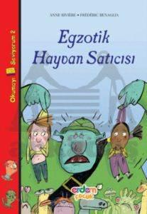 Egzotik Hayvan Satıcısı - Okumayı Seviyorum 2