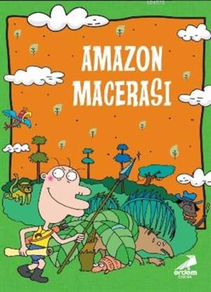 Amazon Macerası