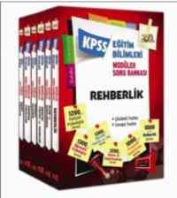 KPSS Eğitim Bilimleri Modüler Set S.B. 2012