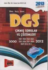 DGS Çıkmış Sorular ve Çözümleri 2000-2012