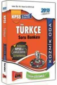 KPSS Genel Kültür Genel Yetenek Türkçe Soru Bankası (2012-2013)