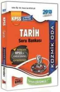 KPSS Genel Kültür Genel Yetenek Tarih Soru Bankası (2012-2013)