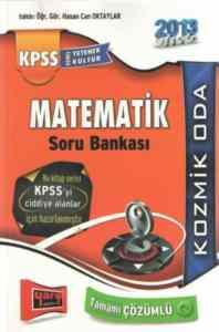 KPSS Genel Kültür Genel Yetenek Matematik Soru Bankası (2012-2013)
