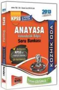 KPSS Genel Kültür Genel Yetenek Anayasa Soru Bankası (2012-2013)