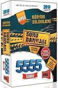 KPSS Eğitim Bilimleri 5555 Soru 2013