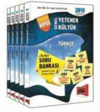 KPSS Genel Kültür Genel Yetenek Modüler Set Soru Bankası (2013)