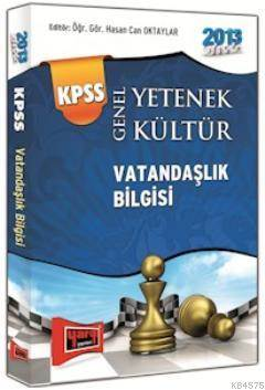 KPSS Genel Kültür Vatandaşlık Bilgisi Cep Kitabı 2013