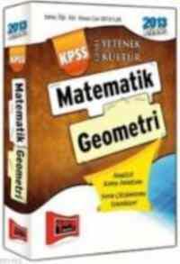 Kpss Genel Kültür Genel Yetenek Matematik Geometri 2013