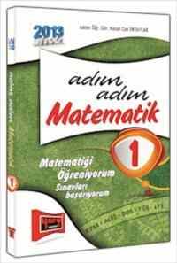 Adım Adım Matematik 1 (2013)