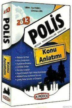 PMYO Polis Meslek Yüksek Okulları - Konu Anlatımlı