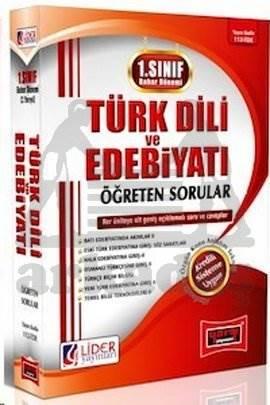1. Sınıf Bahar Dönemi Türk Dili ve Edebiyatı Öğreten Sorular