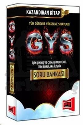2014 GYS Soru Bankası