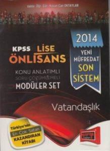 KPSS 2014 Lise Ön Lisans Konu Anlatımlı