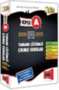 KPSS A 2001-2013 Tamamı Çıkmış Sorular