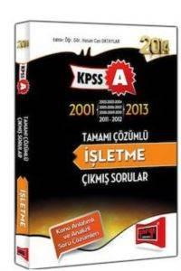 Yargı Kpss A İşletme Tamamı Çözümlü Çıkmış Sorular 2014