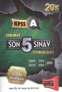 Kpss A Son 5 Yılın Çıkmış Soruları