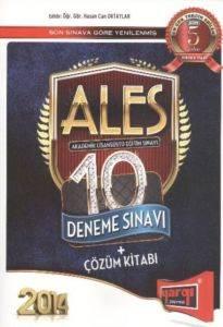 ALES 10 Fasikül Deneme Sınavı ve Çözüm Kitabı 2014