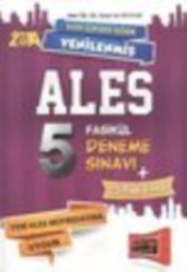 ALES 5 Fasikül Deneme Sınavı ve Çözüm Kitabı 2014