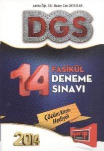 2014 DGS 14 Fasikül Deneme Sınavı