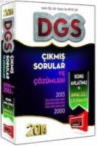 DGS 2014 Çıkmış Sorular ve Çözümleri
