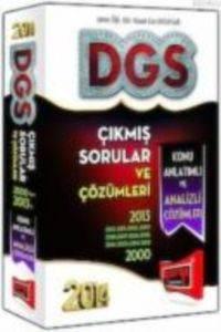DGS 2014 Çıkmış Sorular ve Çözümleri Küçük Boy