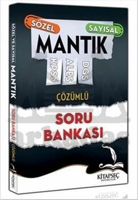 Kitapseç 2014 KPSS Sözel Sayısal Mantık Çözümlü Soru Bankası