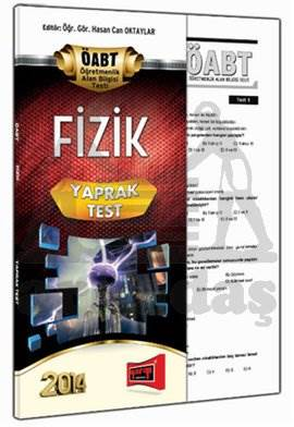 Yargı KPSS ÖABT Fizik YaprakTest 2014