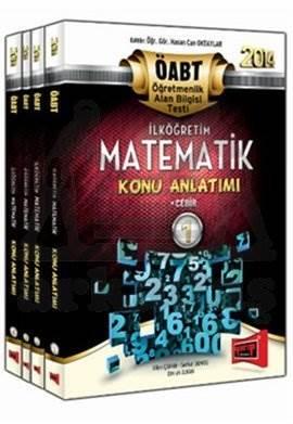 ÖABT 2014 İlköğretim Matematik Modüler Set K.A.