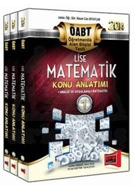 ÖABT 2014 Lise Matematik Modüler Set K.A.