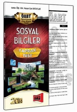 Yargı KPSS ÖABT Sosyal Bilgiler Yaprak Test 2014