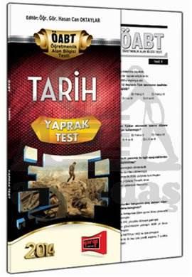 Yargı KPSS ÖABT Tarih Yaprak Test 2014