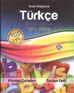 YGS-LYS Türkçe Dil ve Anlatım Soru Kitabı