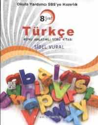8.Sınıf Türkçe Konu Anlatımlı Soru Bankası