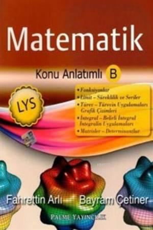 LYS Matematik Konu Anlatımlı-B