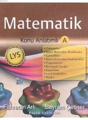 LYS Matematik Konu Anlatımlı-A