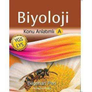 YGS-LYS Biyoloji Konu Anlatımlı A - B (İki Kitap)