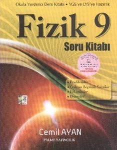 Palme 9. Sınıf Fizik Soru Kitabı C.Ayan