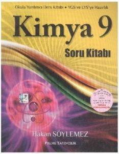 Kimya 9 Soru Bankası (2013)
