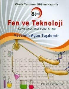 Fen Ve Teknoloji 8.Sınıf Konu Anlatımlı Soru Bankası